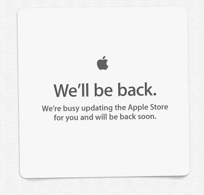 Apple Store Offline Mac News info Deutschland