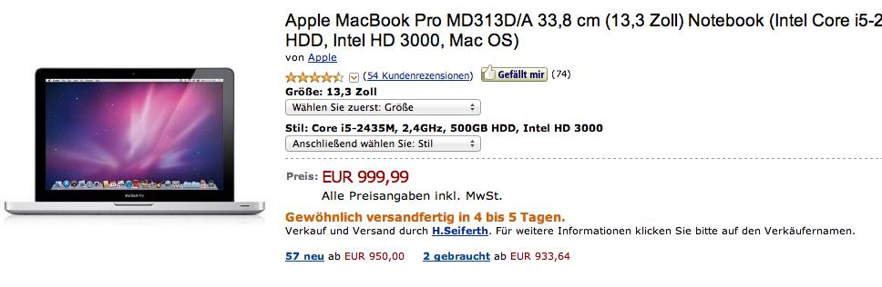 Apple News, Macbook, Macbook Air, Macbook Pro 13,3 Zoll