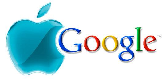 Apple Vs. Google der Machtkampf an der Börse