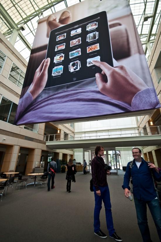 Apple, News, Österreich, Mac, Deutschland, Bilder Apple Campus