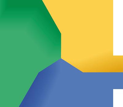 Apple News Österreich Mac Google Drive Logo