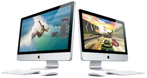 Neuer iMac: Anscheinend doch ohne Laufwerk?