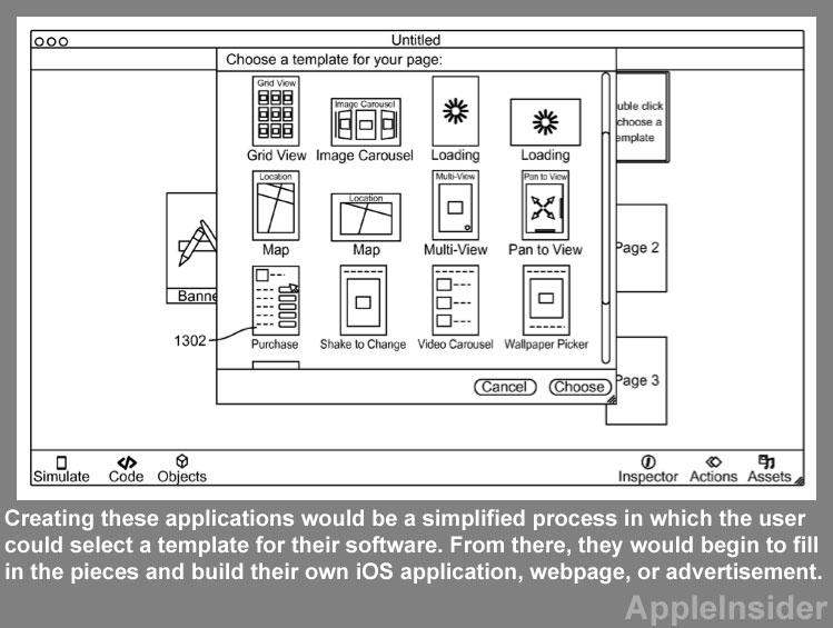 Vereinfachte App Entwicklung bei Apple iOS