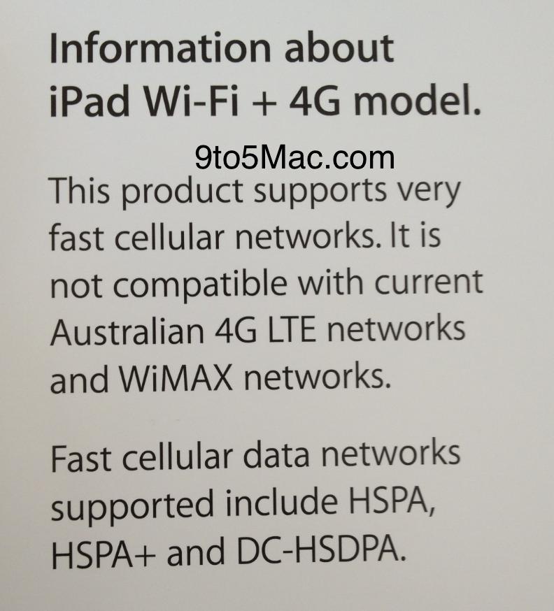 Apple News Österreich Mac Deutschland iPad 3 LTE