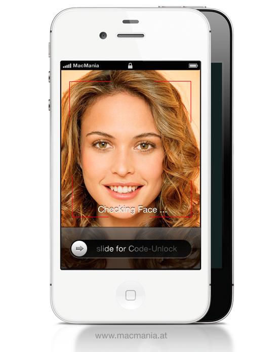 Apple News iPhone Lockscreen Mock-Up iOS 6 Entwürfe Mac News