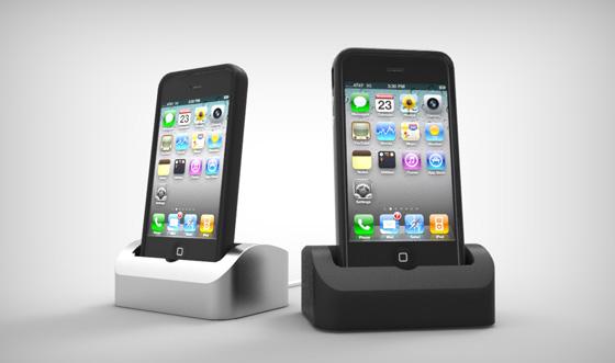 iPhone Halterung für iPhone 4, iPhone 4S und iPhone 3G