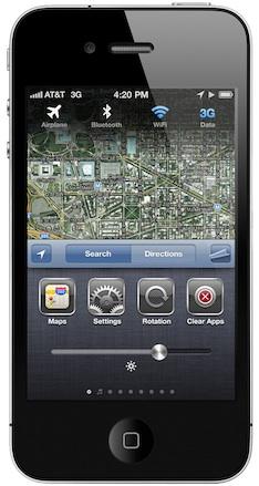 Konzept iOS 6 Multitasking - News info Mac deutschland