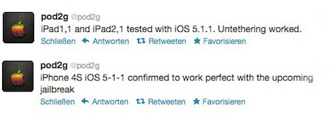 Apple News Österreich Mac Deutschland Schweiz Untethered Jailbreak iPhone