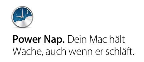 Power Nap, Apple News, Östrreich, Mac, Deutschland Schweiz Macbook