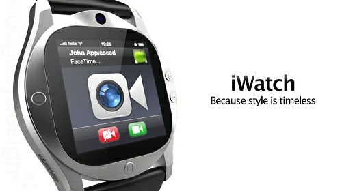 HOT: Neues iWatch-Konzept