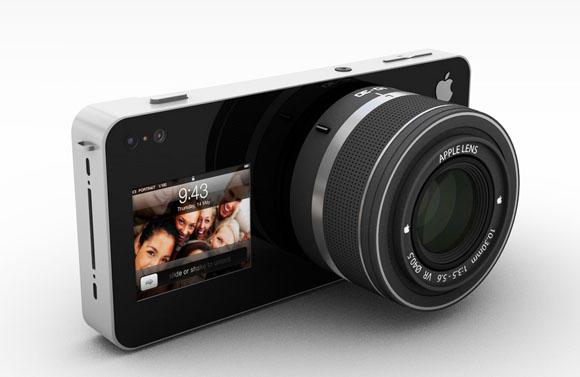 ikamera, iCam, iCamera Konzept News Mac Info Deutschland