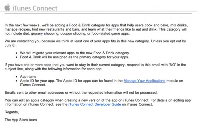 App Store bekommt neue Kategorie