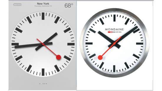 Apple, News, Österreich, Uhr SBB Streit