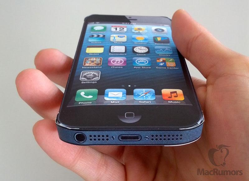 iPhone mit 5-Zoll zum Ausdrucken und Anfassen