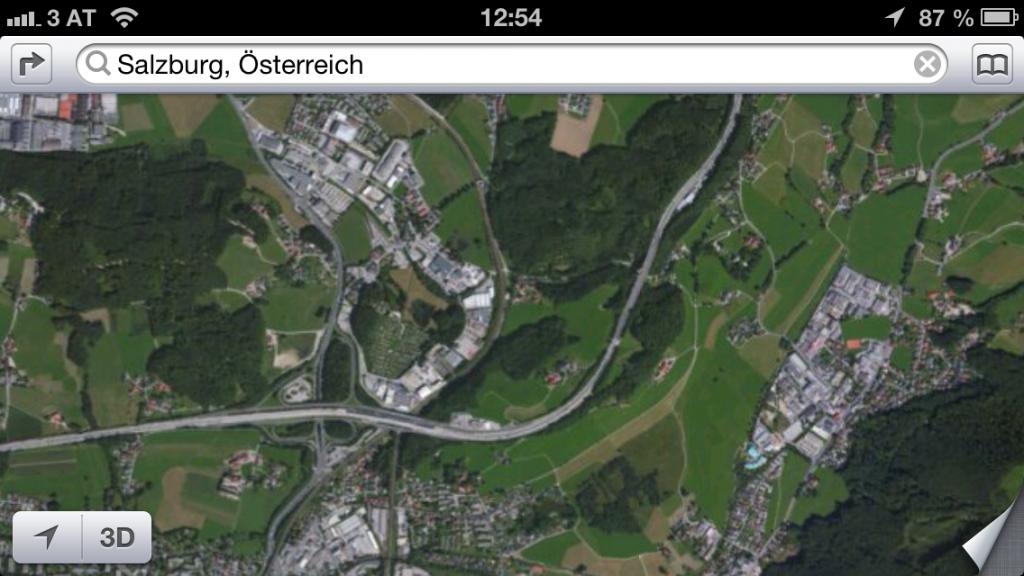 Apple Maps: Der Fortschritt geht weiter