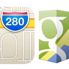 Google-Maps-vs-Apple-Maps-comparison