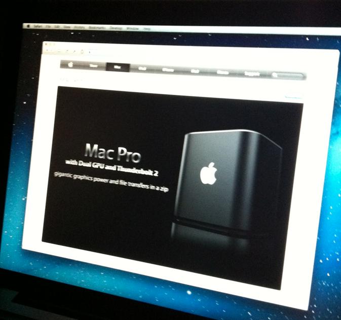 Last Minute-Gerücht! Ist das der neue Mac Pro?