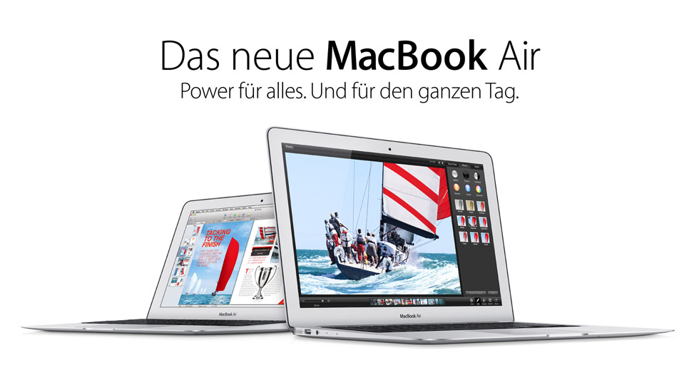 MacBook Air Teaser