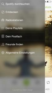 EXKLUSIV: Spotify-Redesign im iOS 7-Style