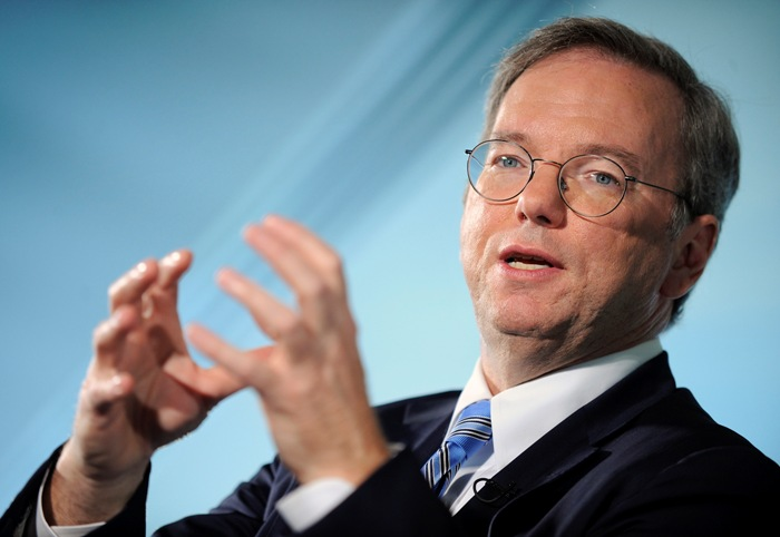 google_ceo_eric_schmidt_speaking_in_washington