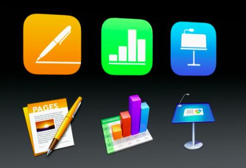 iWork-app-icons