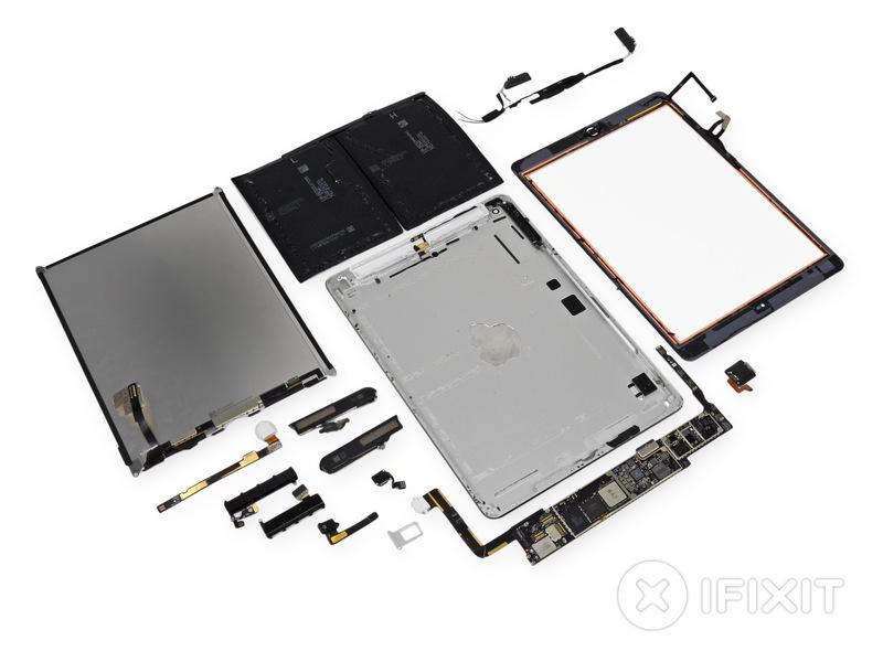 iPad Air - Teardown