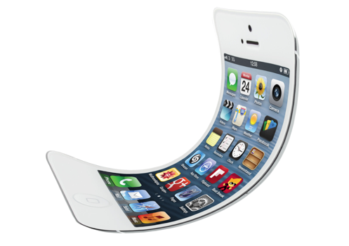 Flexible_iPhone
