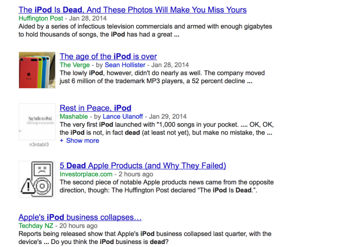 ipod-is-dead