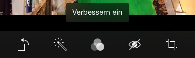 iOS 7 bearbeiten
