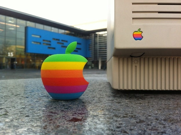 3d_printed_apple_logo
