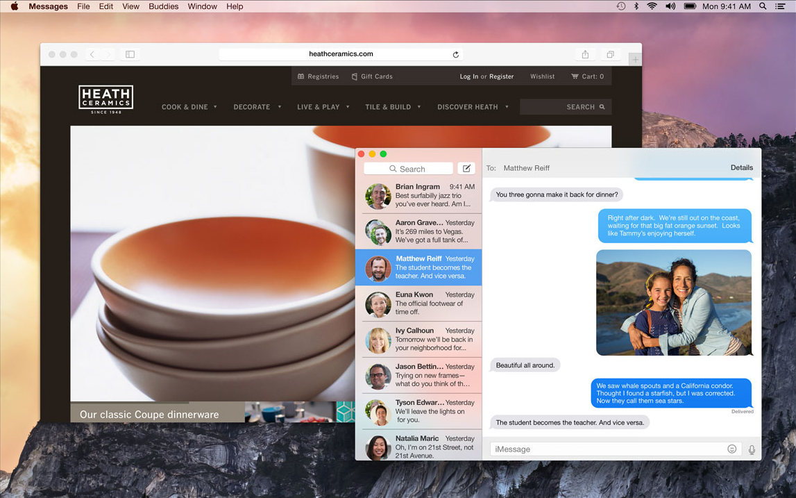 OS X Yosemite 10.10