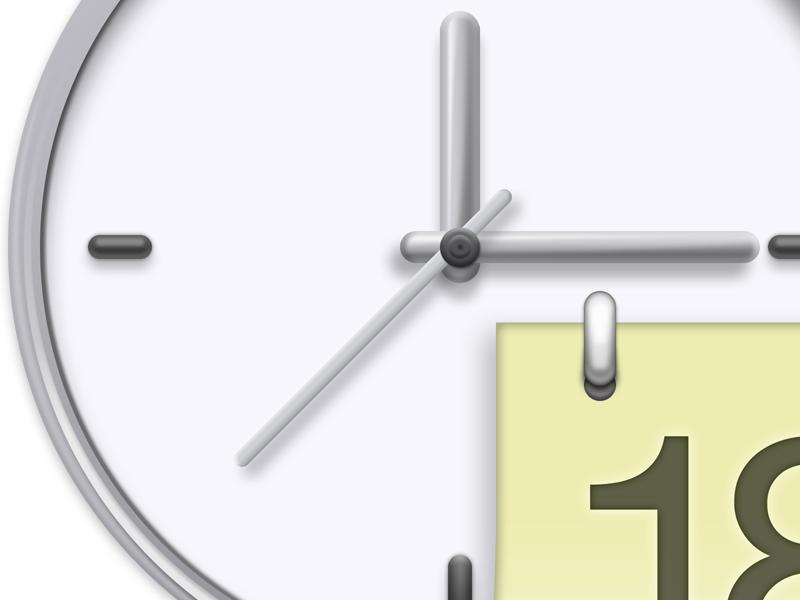 Uhr Zeit Symbol
