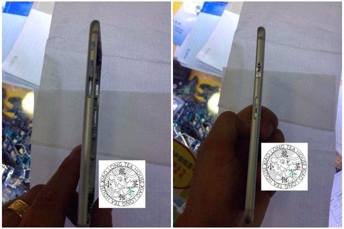 iPhone 6 Seitenansicht