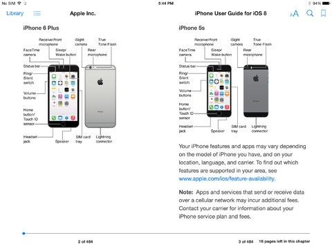 iOS 8 User Guide