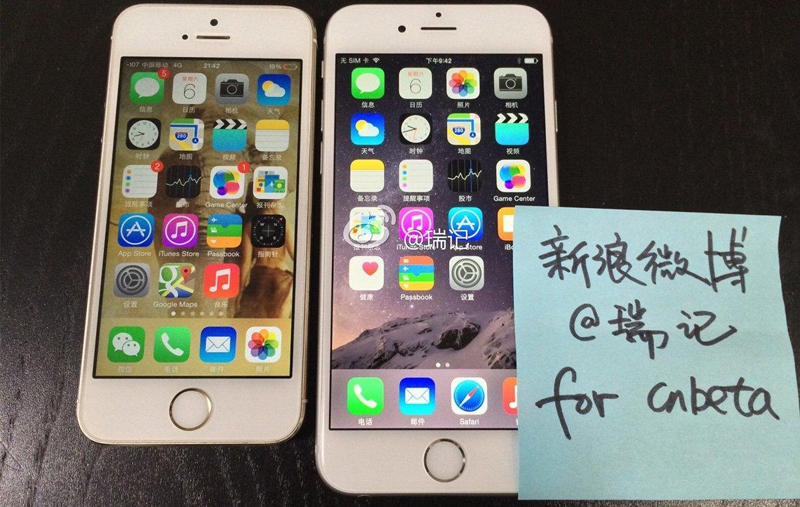 iPhone 6 Foto 1