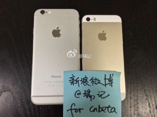 iPhone 6 Foto 2