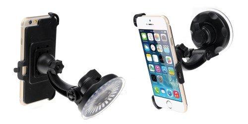 iPhone 6 KFZ-Halterung 2