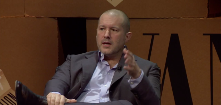 Jony Ive Vanitiy Fair