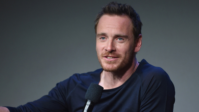 "Apple Store Soho Presents: Meet the Actors: Michael Fassbender and Domhnall Gleeson - ""Frank"""