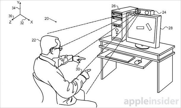 PatentAppleSteuerung