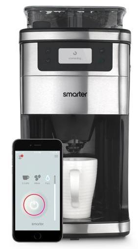 Smarte Kaffemaschine