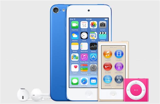 iPod neu