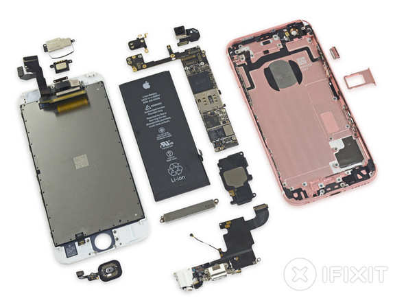 iFixit iPhone 6S