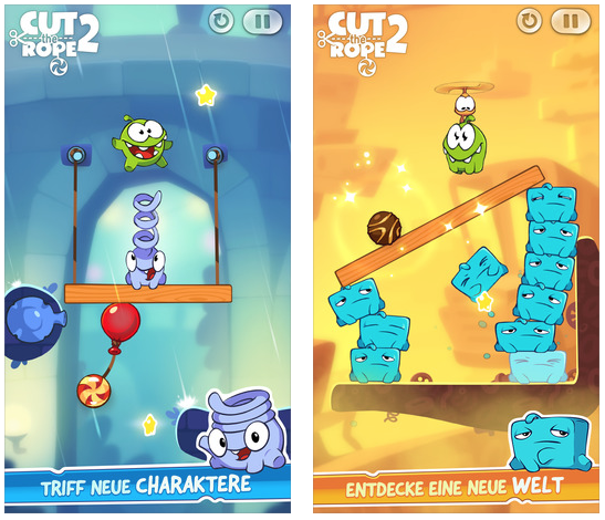 Cut the Rope 2.1