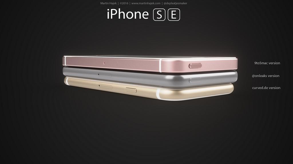 iphone se konzept inkl vergleich mit iphone 5s macmania. Black Bedroom Furniture Sets. Home Design Ideas