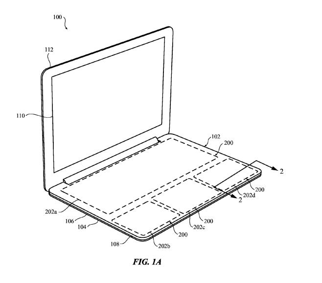 Tastatur-Konzept 1