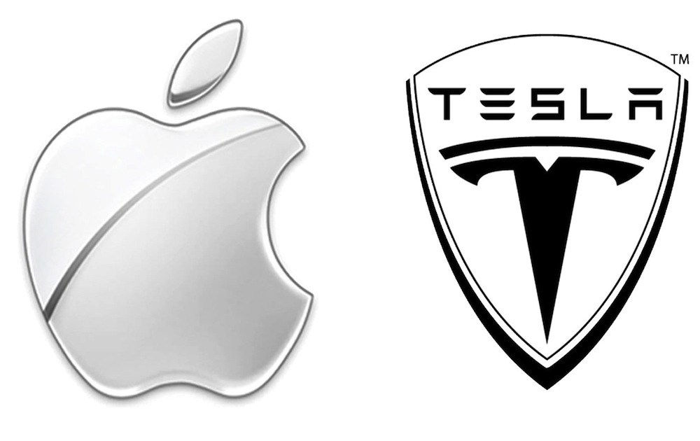 Apple-And-Tesla