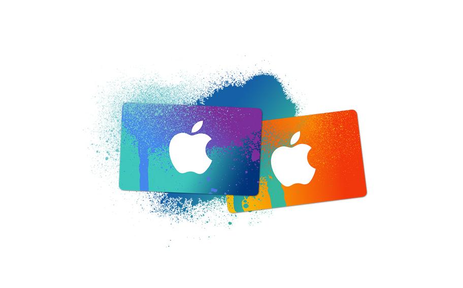 iTunes-Geschenkkarte