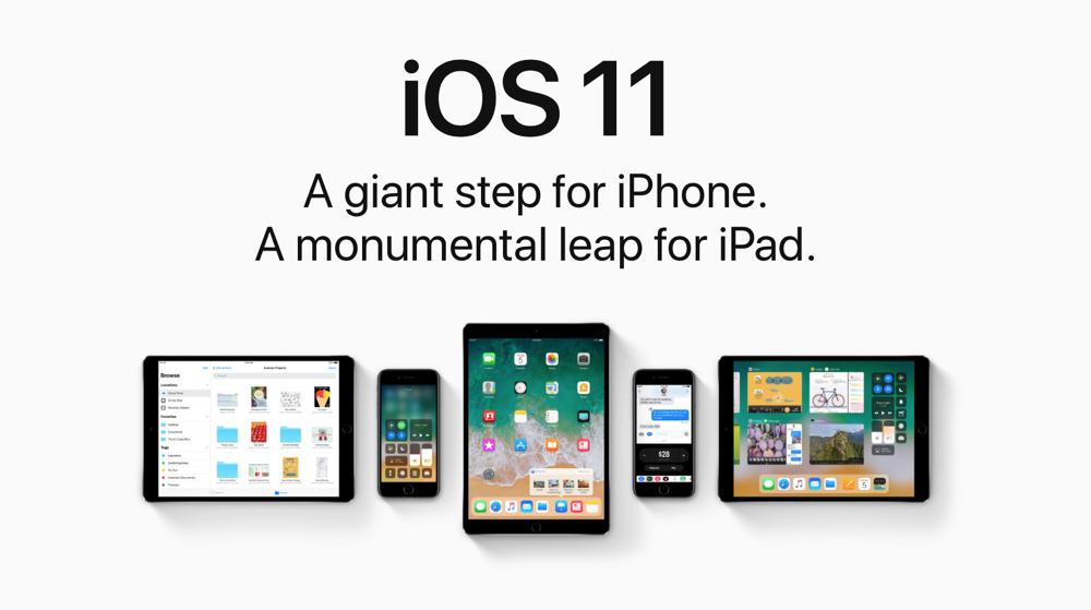 iOS 11: Netzbetreiber DREI warnt vor iOS 11!