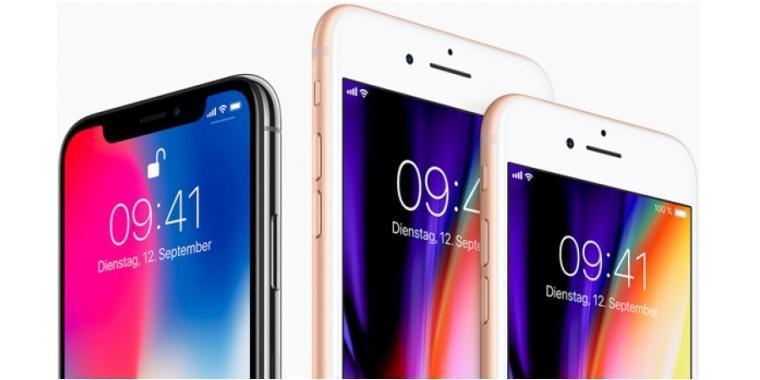 Interesse am iPhone 8 eher verhalten